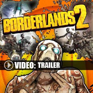 Acheter Borderlands 2 Clé CD Comparateur Prix
