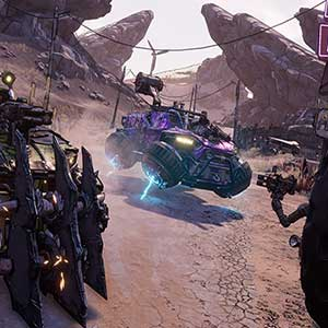 Borderlands 3 - Catch-a-Ride Véhicules