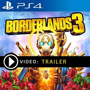 Borderlands 3 PS4 en boîte ou à télécharger