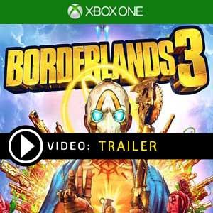 Borderlands 3 Xbox One en boîte ou à télécharger