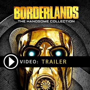 Acheter Borderlands The Handsome Collection Clé CD Comparateur Prix