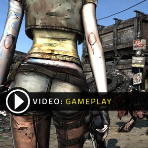 Borderlands Gameplay Vidéo
