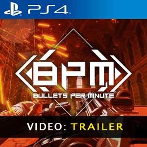 Acheter BPM BULLETS PER MINUTE PS4 Comparateur Prix
