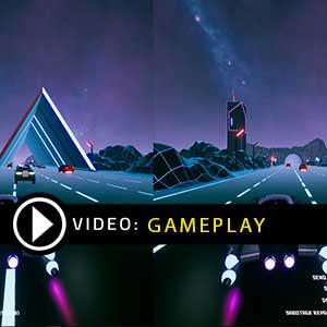 Brain in Retro Space Gameplay Video