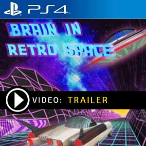 Brain in Retro Space PS4 Prices Digital or Box Edition