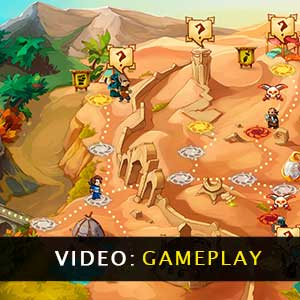 Braveland Trilogy Gameplay Video