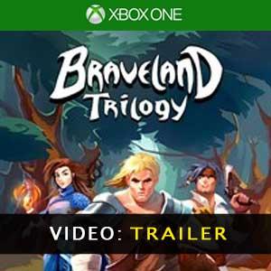 Acheter Braveland Trilogy Xbox One Comparateur Prix