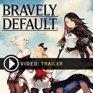 Bravely Default Nintendo 3DS en boîte ou à télécharger