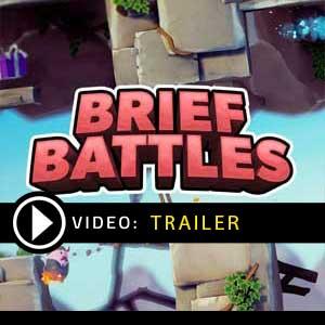 Acheter Brief Battles Clé CD Comparateur Prix