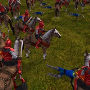 Broadsword Age of Chivalry Cavalerie