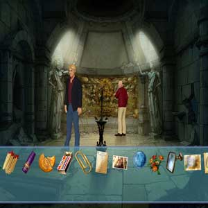 Broken Sword 5 The Serpents Curse Inventaire