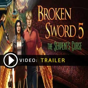 Acheter Broken Sword 5 The Serpents Curse Cle Cd Comparateur Prix
