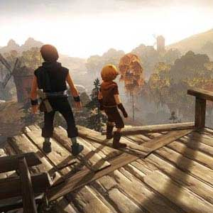 Brothers A Tale of Two Sons Jeu co-op Solo