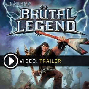 Acheter Brutal Legend clé CD Comparateur Prix