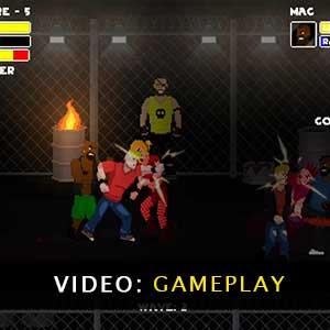 BRUTAL RAGE Gameplay Video