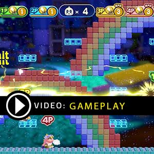 Bubble Bobble 4 Friends Gameplay Video