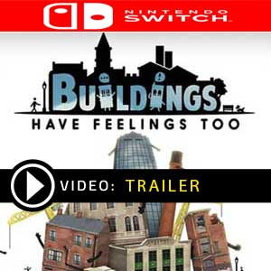 Acheter Buildings Have Feelings Too Nintendo Switch comparateur prix