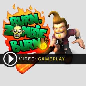 Acheter Burn Zombie Burn Cle Cd Comparateur Prix