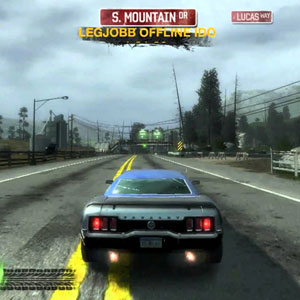 Burnout Paradise Course