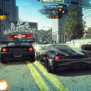 Burnout Paradise Voiture