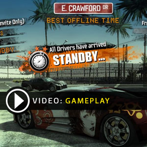 Burnout Paradise Gameplay vidéo