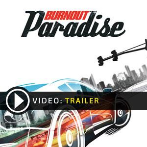 Acheter Burnout Paradise Clé Cd Comparateur Prix