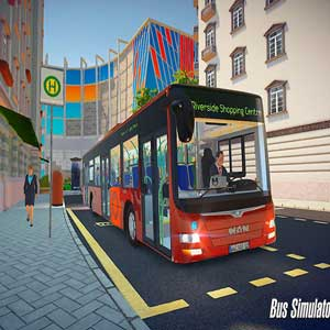 Bus Simulator 16 Bus à 2 portes