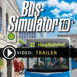 Acheter Bus Simulator 16 Clé Cd Comparateur Prix