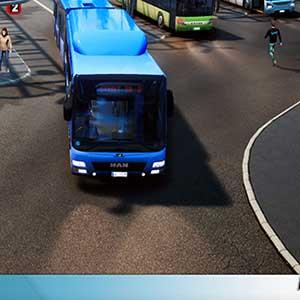 autobus urbains autorisés