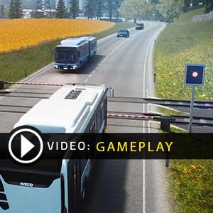 Bus Simulator 18 Gameplay Video