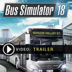 Acheter Bus Simulator 18 Clé CD Comparateur Prix