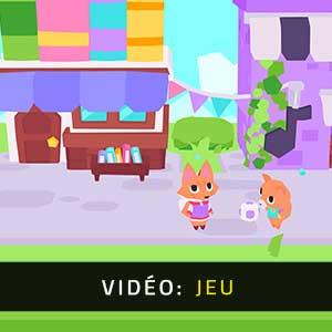 Button City Vidéo De Gameplay
