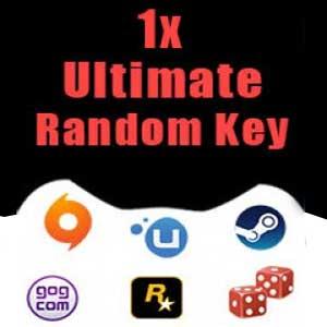 1 Ultimate Random Key