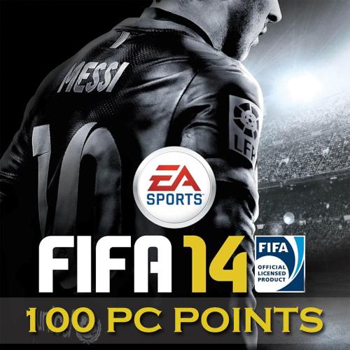 Acheter 100 Fifa 14 PC Points Gamecard Code Comparateur Prix