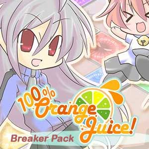 100% Orange Juice Breaker Pack