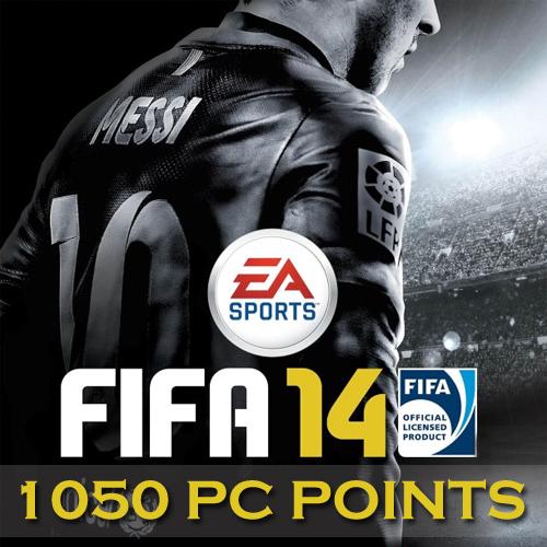 Acheter 1050 Fifa 14 PC Points Gamecard Code Comparateur Prix