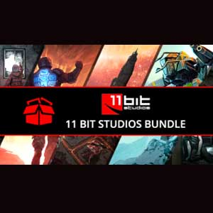 Acheter 11 Bit Studios Bundle Clé Cd Comparateur Prix