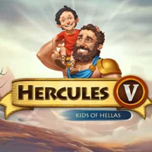 12 Labours of Hercules 5 Kids of Hellas