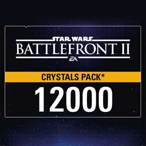 12000 Crystals Star Wars Battlefront 2