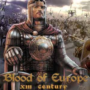 13 Century Blood of Europe