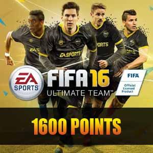 Acheter 1600 FIFA 16 Jours Gamecard Code Comparateur Prix