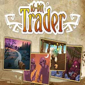 Acheter 16bit Trader Clé Cd Comparateur Prix