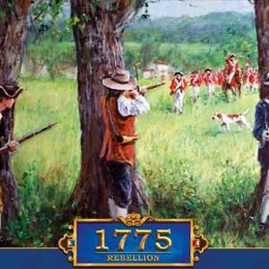 Acheter 1775 Rebellion Clé Cd Comparateur Prix