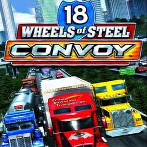 Acheter 18 Wheels of Steel Convoy Clé Cd Comparateur Prix