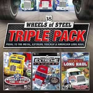 Acheter 18 Wheels of Steel Pack Clé Cd Comparateur Prix