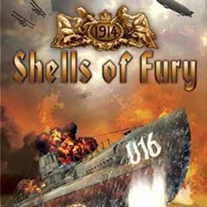 Acheter 1914 Shells of Fury Clé Cd Comparateur Prix