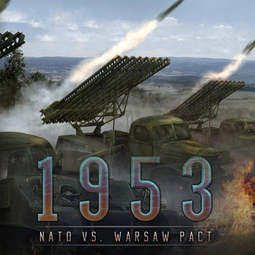 1953 NATO vs Warsaw Pact