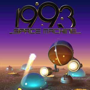 Acheter 1993 Space Machine Clé Cd Comparateur Prix