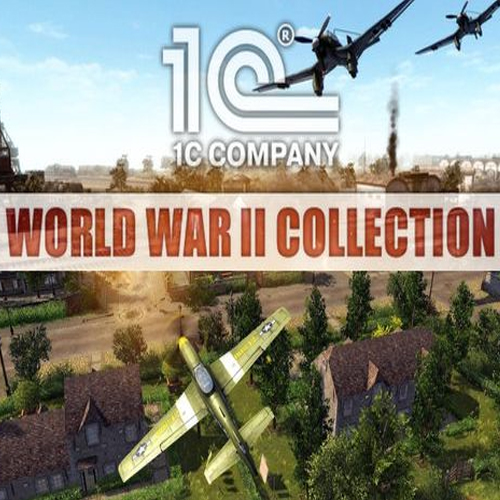 Acheter 1C World War 2 Collection Clé Cd Comparateur Prix