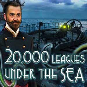 20 000 Lieues sous les mers capitaine Némo